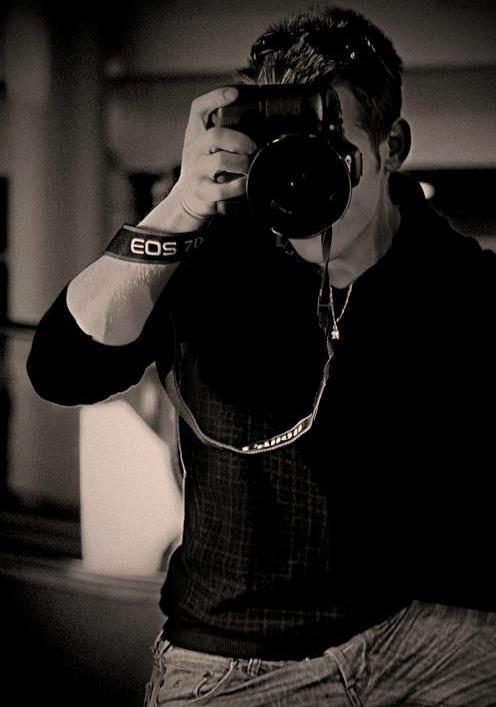Portrait du photographe Glamica